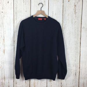 Izod Men's Crewneck Cotton Sweater